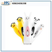 Wholesale super low noise baby hair trimmer USB hour quickly charge professional hair clipper with two speeds