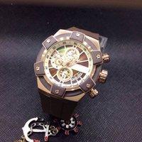 acier watch - Factory Supplier NEW Hot Sales new Orologi Sottomarino Diver Acier Brun Hommes Montre MEN S WATCH