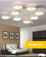 acryl art - Dimmable Control Modern Ceiling Pendant lights V V Acryl Led Ceiling Fixture Light for Living Room