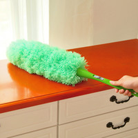 Wholesale Home practical fine fiber dust Shan household removable lint imitation feather duster