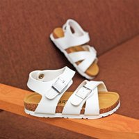 made in china shoes - Children summer sandals shoes private new han edition tide shoes export shoes quality made in China