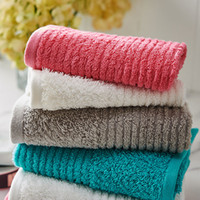 Wholesale Couple big towel with thick soft absorbent towel wash hotels
