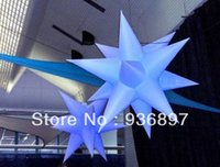 Wholesale decoration inflatable star
