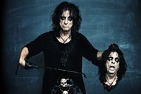 alice cooper - Alice Cooper Dance Yourself To Death music silk fabric cloth Poster x36 inch Art Silk Poster