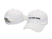 black felt hat - I Feel Like Pablo Casquette Caps Snapback Hats Travis Scott Cap Master Zhang Snapbacks Icon Baseball Caps Ovo black Color The hundreds ROSE