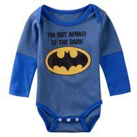 baby batman onesie - Baby Boys Batman Funny Costume Bodysuit Infant Jumpsuit Onesie