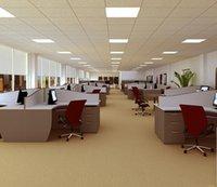Панель решетки Цены-Светодиодные фонари интегрированный потолок панели освещения. Потолочные светильники встроенный плоский магазин офис кухня. Потолочные решетки люминесцентная лампа