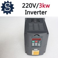 Wholesale TOP KW VARIABLE FREQUENCY DRIVE INVERTER VFD HP A NEW FOR SPINDLE MOTOR SPEED CONTROL