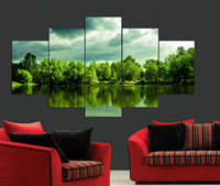 abstract photography - panel creative photography scenery wall painting murals sitting room hangs a picture The woods F