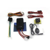 Wholesale Mini Car GPS Tracker GT06 Real Time Locator GSM GPRS GPS Tracker Universal Vehicle Smart Tracking Device with SOS Alarm