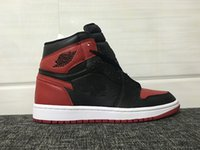 bans shoes - new release Retro I OG high Banned Men Basketball shoes Sport sneakers Size ship With box