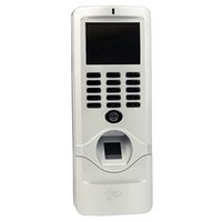 attendance card - Metal Waterproof Fingerprint ID Card Attendance Intelligent Access Control System F6174D