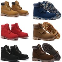 Wholesale new genuine leather men boots snow boot Martin boots leather boots man Outdoor waterproof shoes