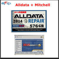 best rated cars - 2016 Top Rated Alldata version All data V10 R and Mitchell car repair data software with TB hdd Hard Disk best price