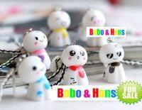 Wholesale New Cute cartoon Sunny Doll charm mobile phone strap