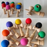 Wholesale Hot Professional kendama Toys Adult Children Game Wood Cheap Kendama Outdoor Indoor Amusement Toys Online Sale