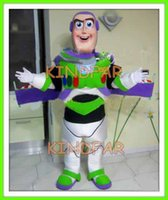 Wholesale BUZZ LIGHT YEAR mascot costume For Michele Adult Fancy Dress Cartoon Party Outfits
