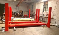 auto lift repair - CE approved hydraulic auto lift ton used post car lift for sale
