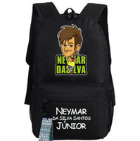 best daypack backpack - Neymar backpack Football star fans school bag Best player daypack Quality schoolbag Outdoor rucksack Sport day pack