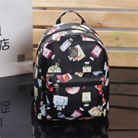 army backpacks for sale - Women Designer Backpacks Hot Sale Fashion Causal Floral Printing Backpacks PU Leather Backpack For Teenagers Girls Mochilas Hot Sale