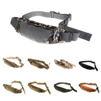 Wholesale Tactical Waterproof Travel Chest Pack Waist Bag Pouch Outdoor Bag