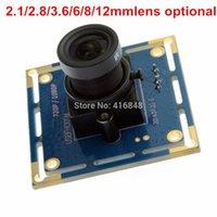 Wholesale 3 mm lens megapixel X1080 OV2710 full hd Plug play free driver USB camera module low cost