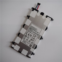 Wholesale SP4960C3B Wh mAh New Original Replacement Battery For Samsung Galaxy Tab P3100 P6200 P3110 Galaxy Tab Plus