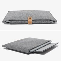 best price notebook computer - NI5L Hot Sale New Notebook Laptop sleeve for Macbook Air Pro Case Cover Inch Computer Bag Laptop Bag Best Price