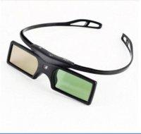 Wholesale DLP Link D Shutter Glasses Active Shutter D Glasses D DLP Link projector glasses for ViewSonic PJD5133 PJD5523 PJD5233 EQ48