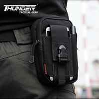 Wholesale D30 Tactical Molle Waist Bags Men s Outdoor Sport Casual Pack Purse Mobile Phone Case for Phone D CORDURA YUNFENG