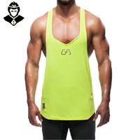 aesthetics bodybuilding - Snapback Gym Tank Tops Men Fitness Mens Red Tanktop Mens Shirt Gold Men s Bodybuilding Aesthetics Mens Singlets Boys Sport