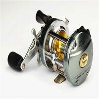Wholesale Fishing Casting Reel BB Ball Bearing Fishing Casting Reel Gear Ratio Aluminum Alloy Cast Drum Wheel Bait Casting Reel