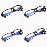 Cheap 50pcs LJJG177 Factory Price Radiation Eye Strain Protection Glasses Computer PC TV Vision Radiation Professional Goggles Glass UV400 Glass