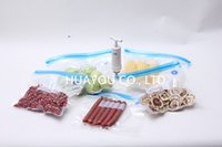 battery vacuum pump - 25 vacuum sealer bags vacuum sealer hand pump to storage your food and keep your food fresh