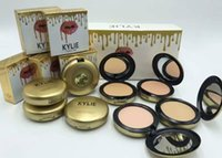 Wholesale New makeup face Kylie powder profession makeup high quality Studio Fix Powder Plus Foundation press make up face powder puffs g