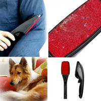 Wholesale Static Brush Clothes Magic Lint Dust Brush Pet Hair Remover Clothing Cloth Dry Cleaning with Rotatable Brush