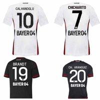 best lin - Best quality Leverkusen shirts sport shirt CALHANOGLU Keith Hernandez Lin Taiguo quality Leverkusen jersey shirts