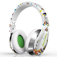 Wholesale Bluedio A Air Fashionable Wireless Bluetooth Headphones with Microphone HD Diaphragm Twistable Headband D Surround Sound