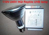 Wholesale reptile lighting UVB lamp PAR30 k metal halide lamp W hqi uvb spot lamp w hid Electronic ballast