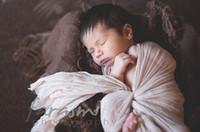 baby girl blankets lot - 50pcs Kids Aden Anais Swaddle blankets baby Muslin wraps Newborn Organic Cotton Swaddles Bath Towels Parisarc wrap blankets Photo props