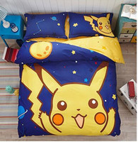 bedding country quilt - Cartoon cotton cotton is1 m sheet bedding bag meters quilt children three piece bedding