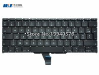 air fr - Laptop French FR Keyboard For Mac book air quot A1370 A1465 Keyboard France without backlight Replacement Year