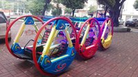 Wholesale Coke car free and unfettered square car park playground storage battery bumper car outdoor amusement equipment manufacturer children