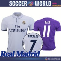 Wholesale Real Madrid shirts Real Madrid shirts RONALDO BALE BENZEMA MARCELO MODRIC SERGIO RAMOS shirts