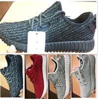 Wholesale Factory sell boost Running shoes Classic Low Kanye West Athletic Boots Ankle Boots Low cut Shoes Sports running shoes