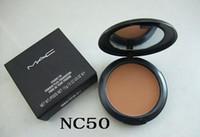 Wholesale Girls Love Makeup Studio Fix Powder cake Plus Foundation compact foundat face powder puffs g