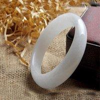 bar top material - 1pcs natural material top grade jade bangle jade bracelet with gift box