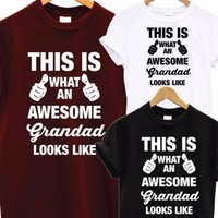 others awesome shirts - Awesome Super Grandad DAD T Shirt Fathers Day XMAS Christmas Birthday Gift Top T Shirt Men Funny Tops Tee Euro Size S XXXL