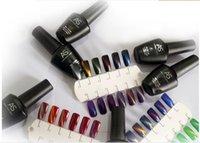 Wholesale 2016 New AS Cat Eye Nail Gel Polish D Light Changeable Magnetic Color Glue Cutex Bobbi QQ Eye UV Nail Gel
