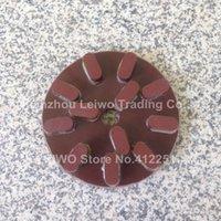 Wholesale Resin Bond Grinding Disc inch mm Granite Suface Medium Fine Grinding Polishing System Plate Abrasive Tools Grit